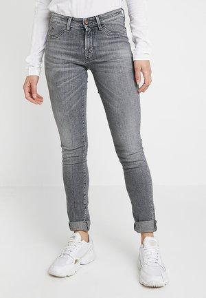 SPRAY - Jeans Skinny - grey denim