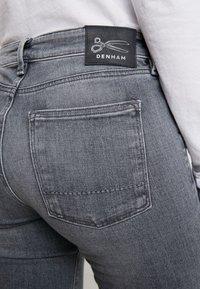 Denham - SPRAY - Jeans Skinny - grey denim - 3