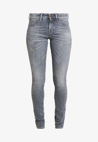 Denham - SPRAY - Jeans Skinny - grey denim - 4