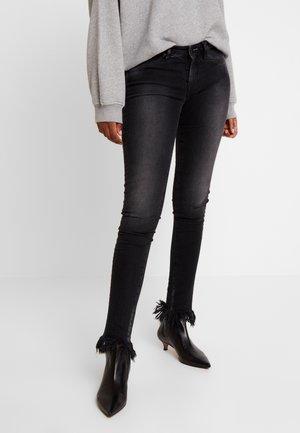 SPRAY - Jeans Skinny - black blue
