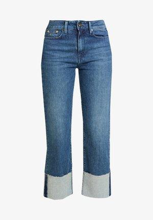 KELLY GRFFNIGHT - Straight leg jeans - blue