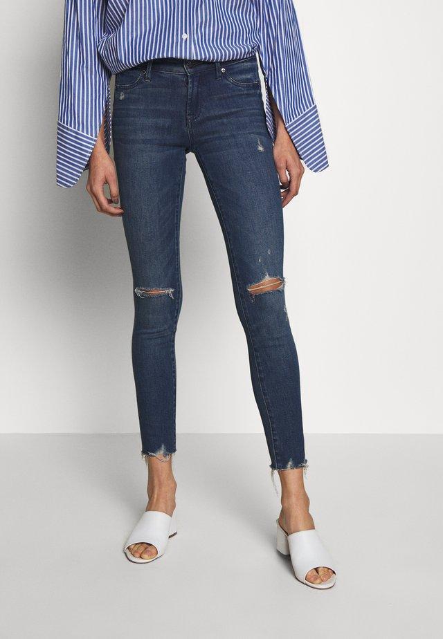 SPRAY - Jeansy Skinny Fit - blue