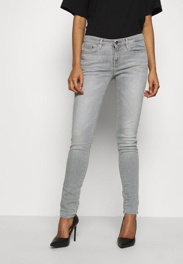 SHARP FREEMOVE - Jeansy Skinny Fit - grey