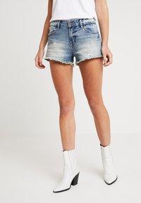 Denham - MONROE - Shorts vaqueros - blue - 0