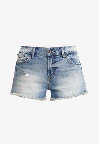 Denham - MONROE - Shorts vaqueros - blue - 3
