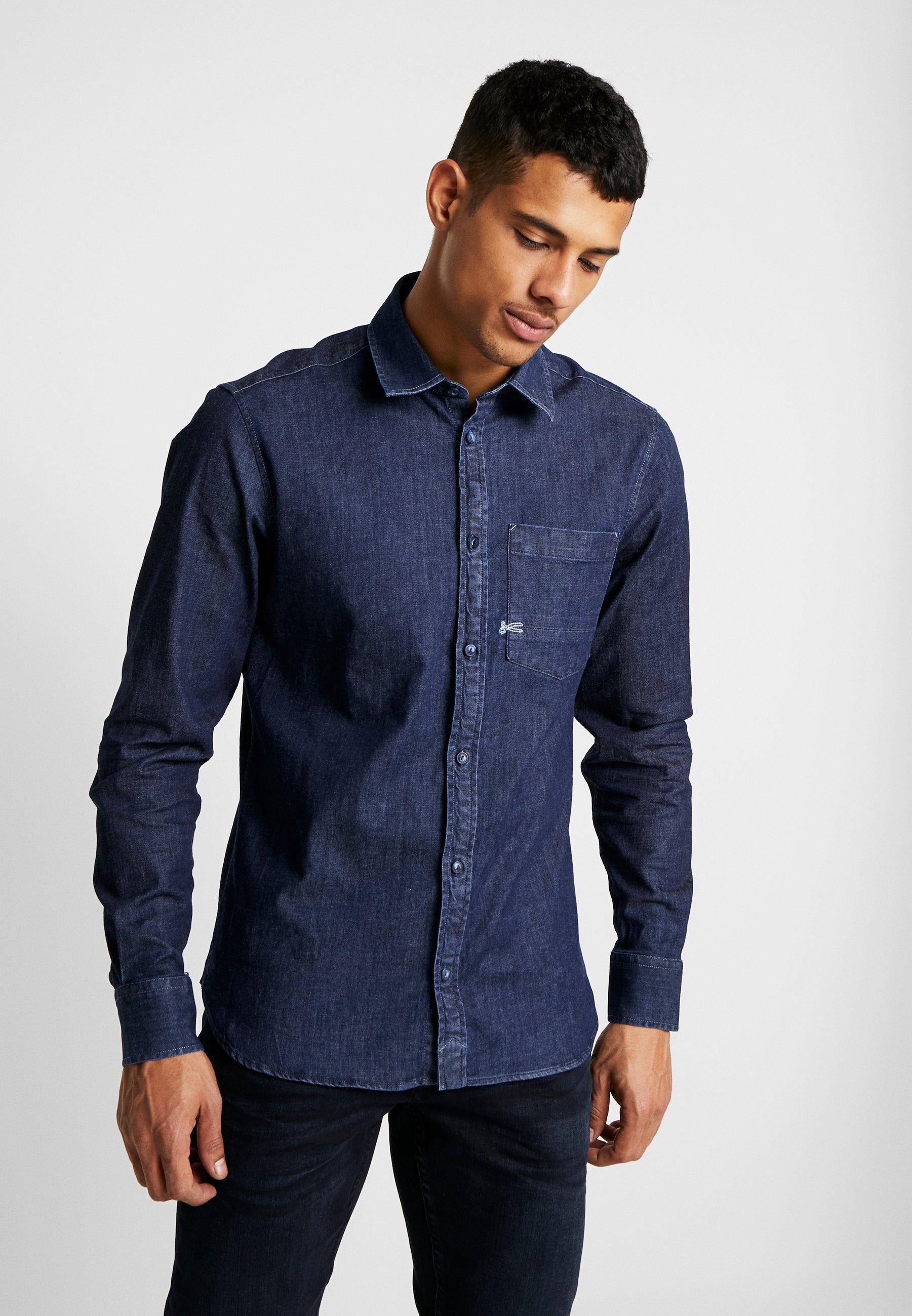 Denham AXEL SHIRT - Koszula - indigo