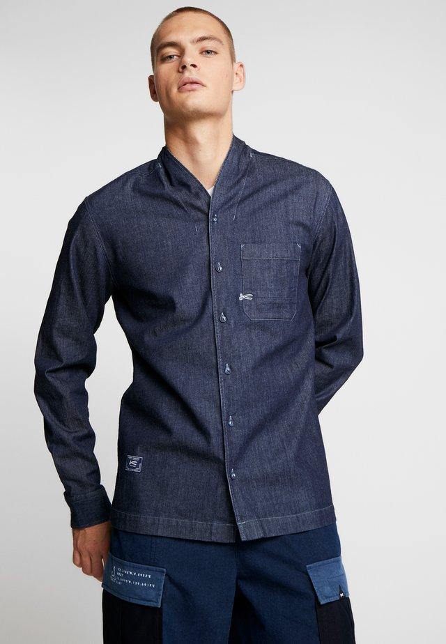 KIM SHIRT - Skjorta - indigo