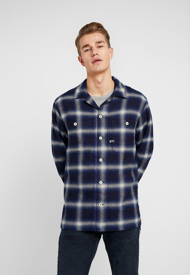 CANNON  - Overhemd - indigo