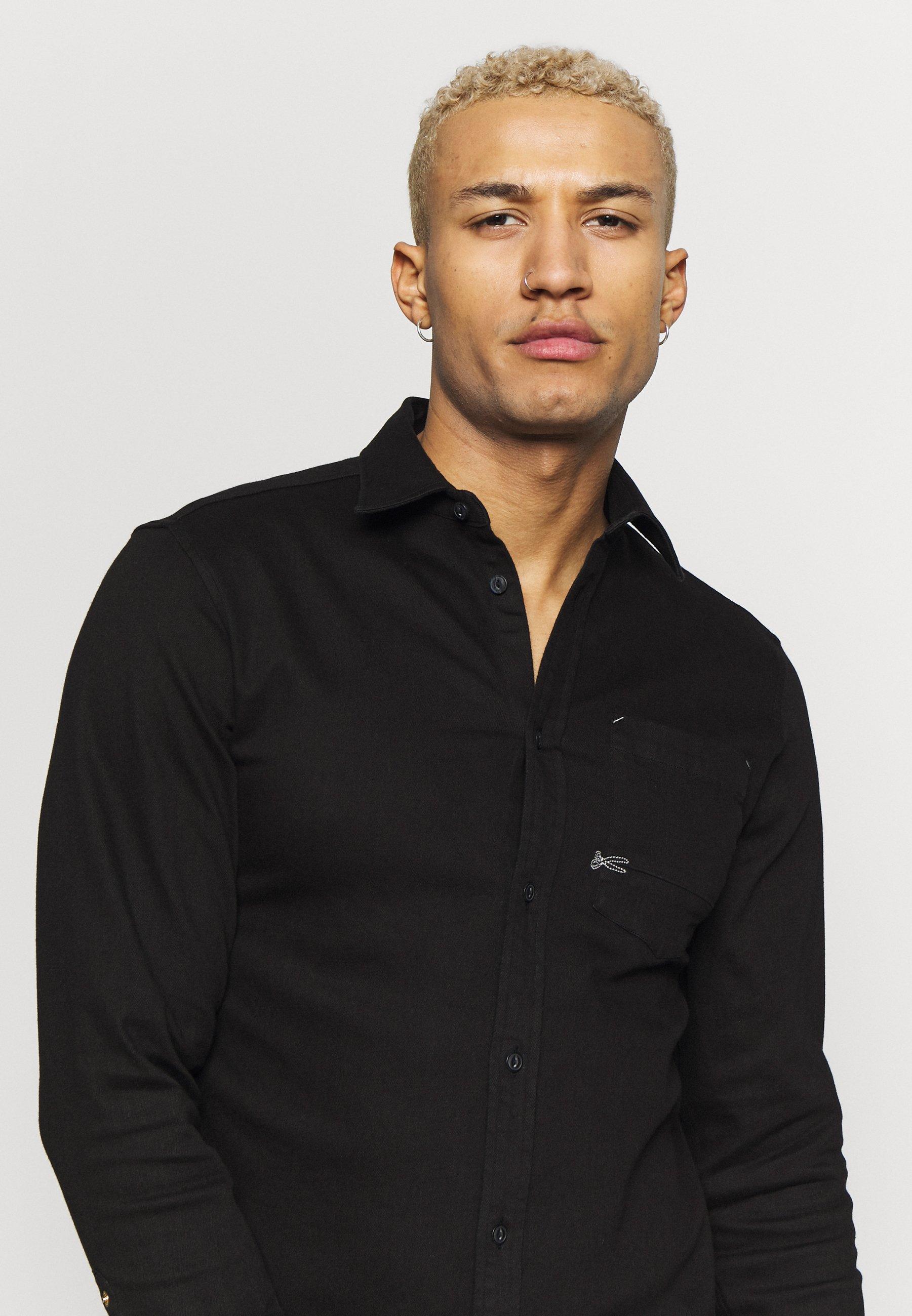 Denham Axel - Camicia Black 1DcsmL1