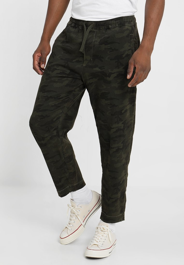 Denham - CARLTON - Trousers - green