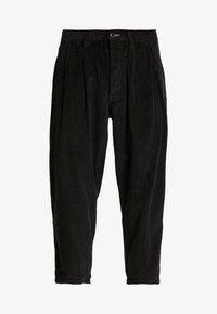 Denham - HARRY  - Spodnie materiałowe - black - 3