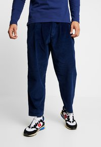 Denham - HARRY PANT - Trousers - medieval blue - 0
