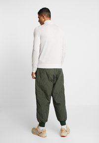 Denham - PAD PANT - Trousers - army green - 2