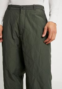 Denham - PAD PANT - Trousers - army green - 3