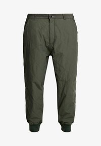 Denham - PAD PANT - Trousers - army green - 4