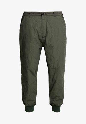 PAD PANT - Broek - army green