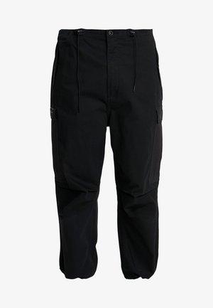 TANK PANT - Cargobroek - black