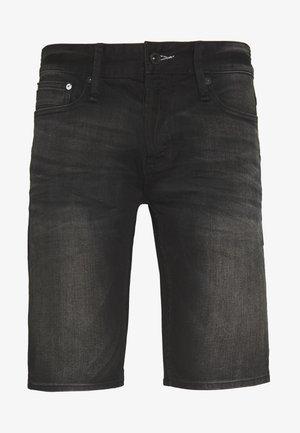 RAZOR  - Shorts vaqueros - black