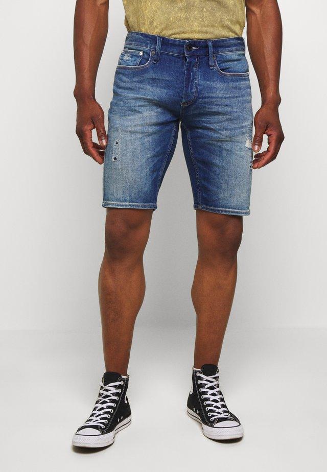 RAZOR - Short en jean - blue