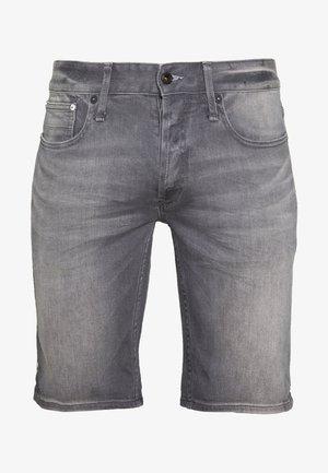 RAZOR - Shorts di jeans - grey
