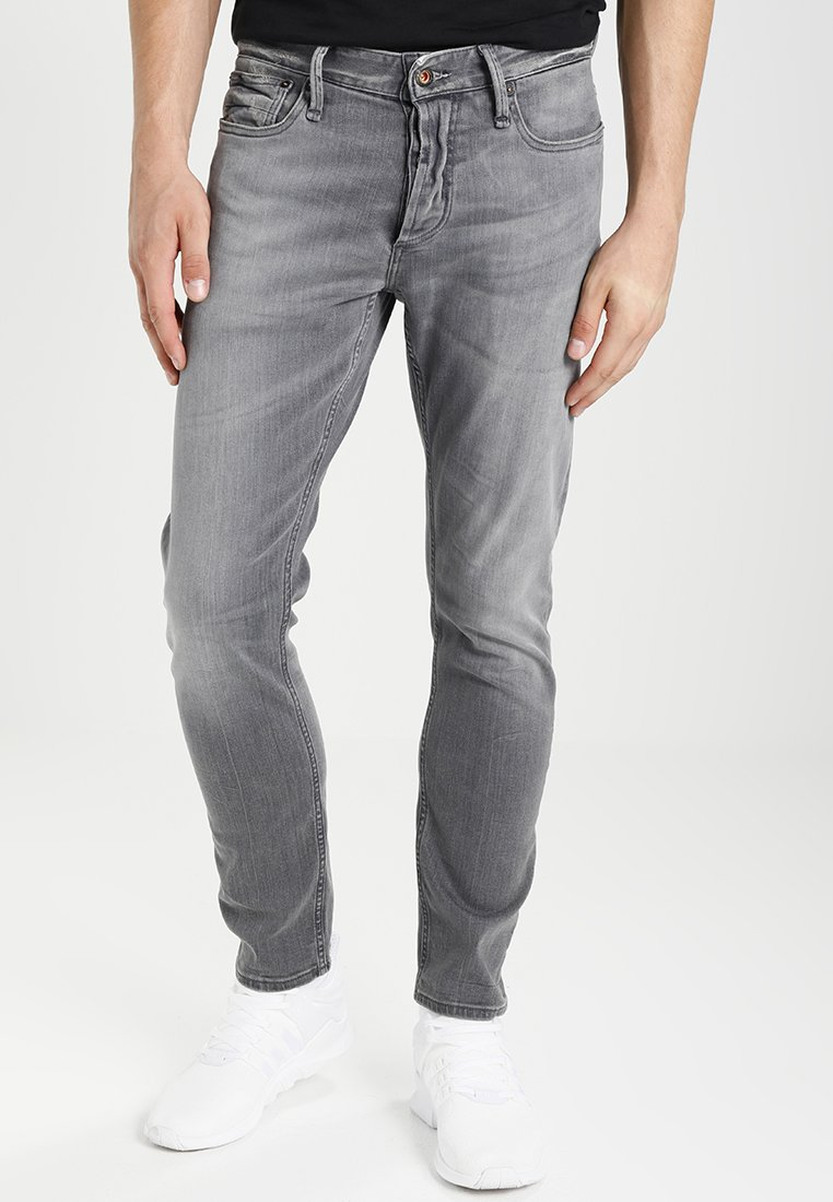 Denham - RAZOR - Slim fit jeans - grey denim