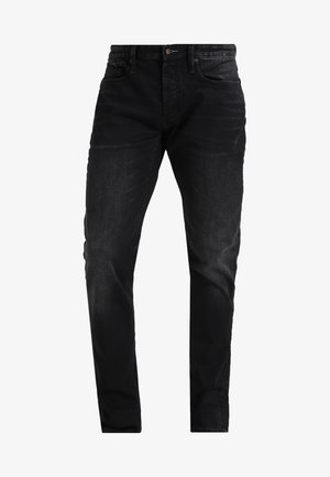 RAZOR - Jeans slim fit - black denim