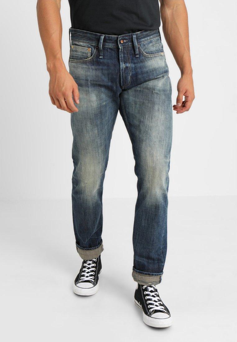 Denham - HAMMER - Straight leg jeans - dark blue denim