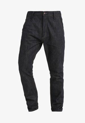 OSAKA - Relaxed fit jeans - dark blue denim