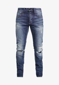 Denham - RAZOR - Slim fit jeans - blue - 3