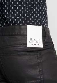 Denham - BOLT - Jeansy Skinny Fit - black - 4