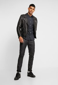 Denham - BOLT - Jeansy Skinny Fit - black - 1