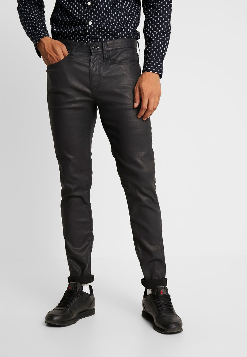Denham - BOLT - Jeansy Skinny Fit - black