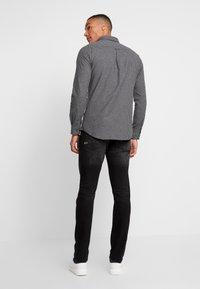 Denham - RAZOR - Slim fit jeans - black - 2