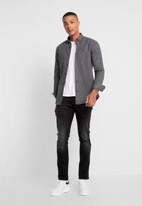Denham - RAZOR - Slim fit jeans - black - 1