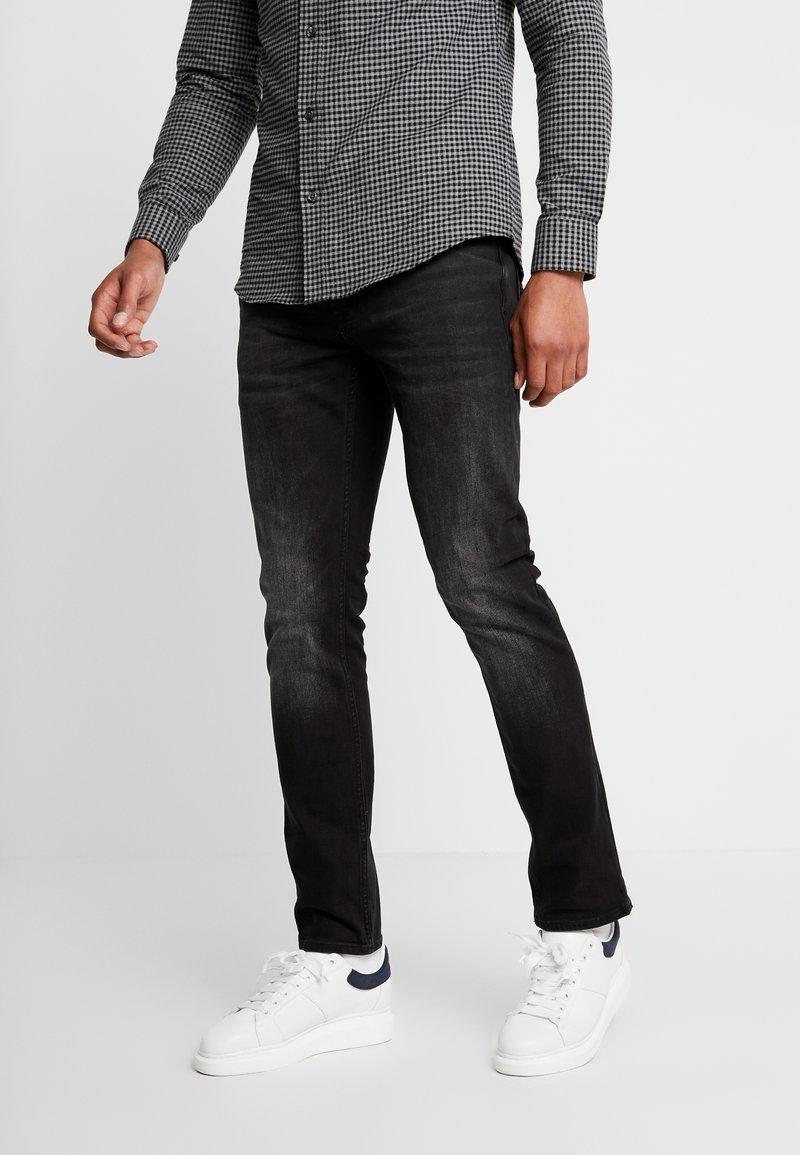 Denham - RAZOR - Slim fit jeans - black