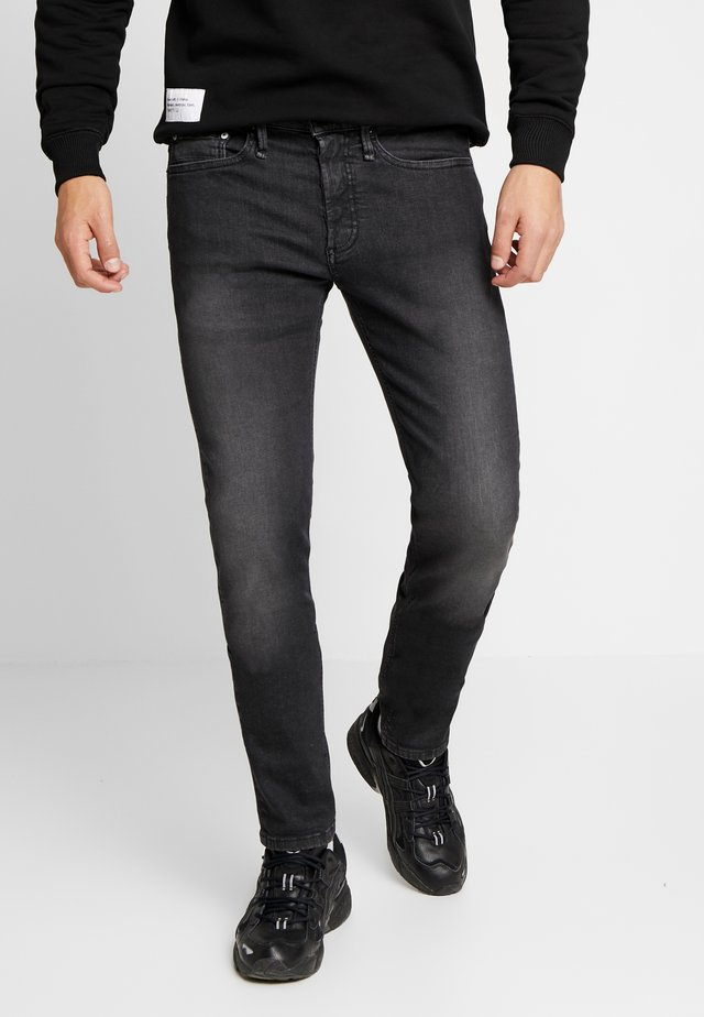 BOLT FREE MOVE - Slim fit jeans - black