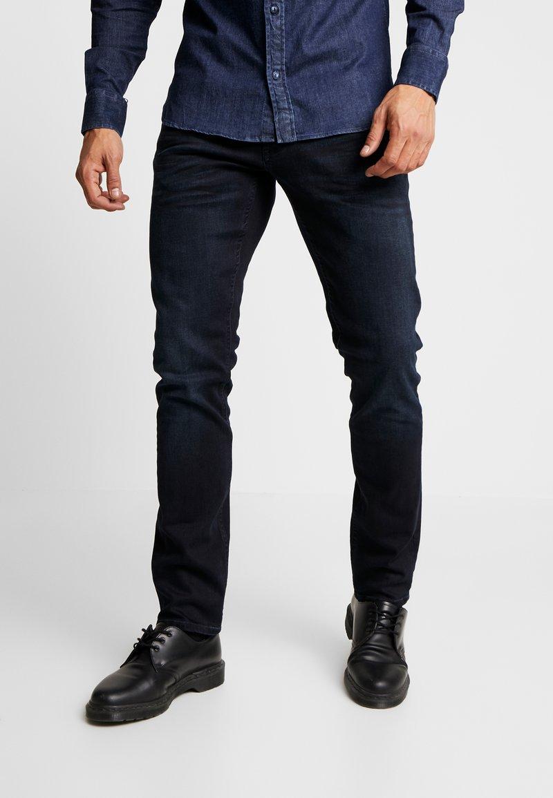 Denham - HAMMER - Džíny Straight Fit - blue
