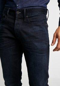 Denham - HAMMER - Džíny Straight Fit - blue - 5