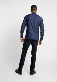 Denham - HAMMER - Džíny Straight Fit - blue - 2
