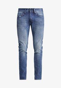 Denham - RAZOR - Jean slim - blue - 4