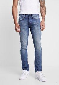 Denham - RAZOR - Jean slim - blue - 0
