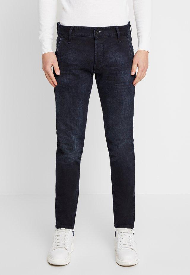 YORK - Jeans slim fit - blue