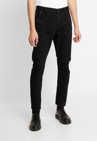 Denham - TOKYO APEX - Jean slim - black - 0