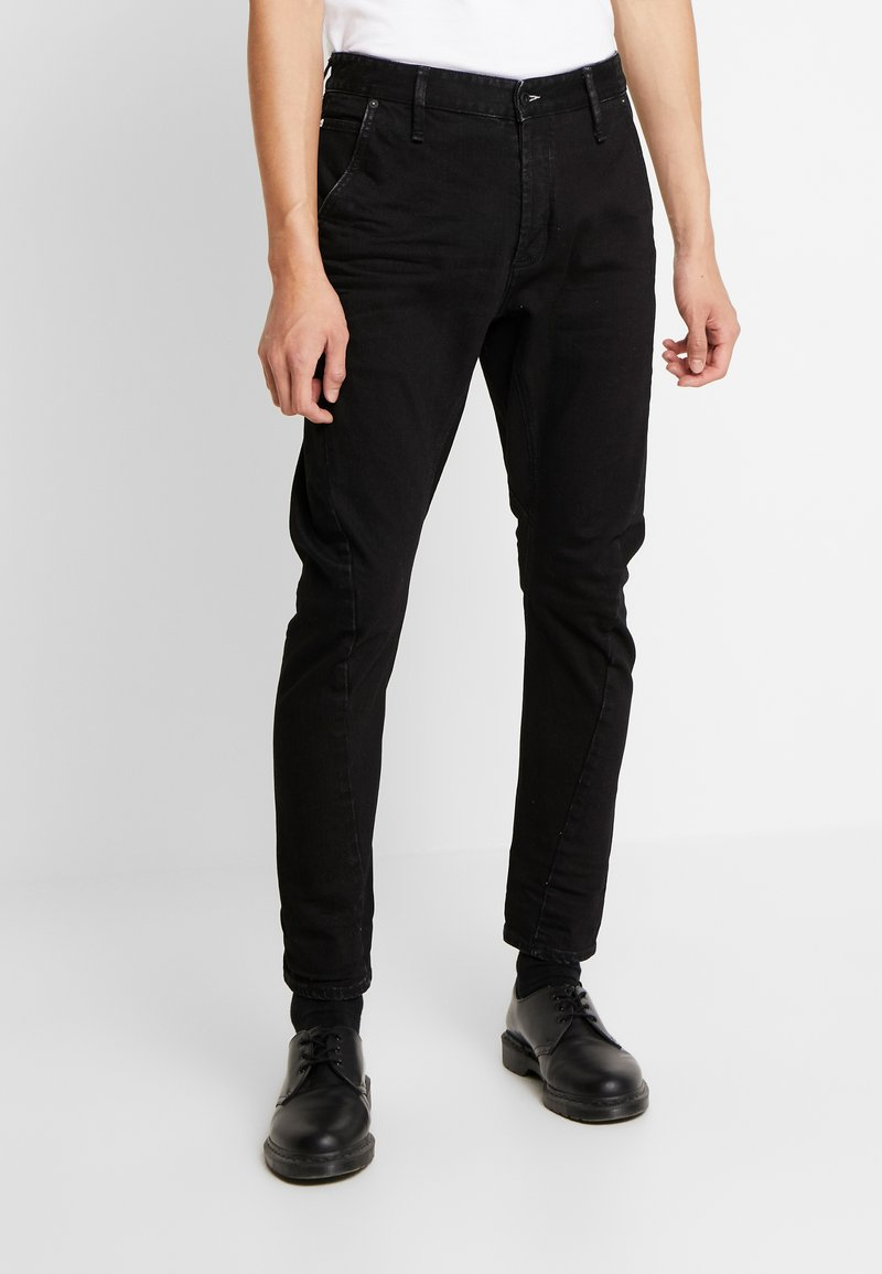 Denham - TOKYO APEX - Jean slim - black