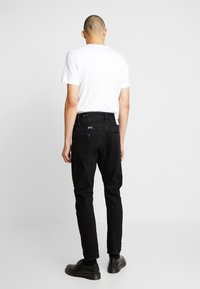 Denham - TOKYO APEX - Jean slim - black - 2