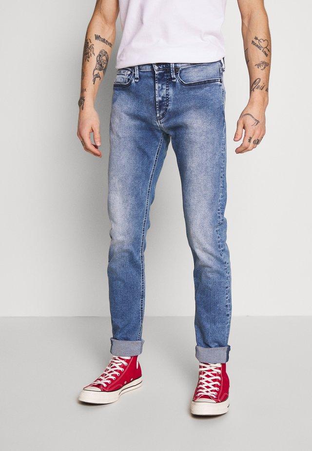 BOLT - Džíny Slim Fit - blue