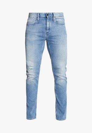 RAZOR - Jean slim - blue