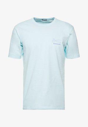 ALOHA TEE - T-shirt imprimé - iced aqua