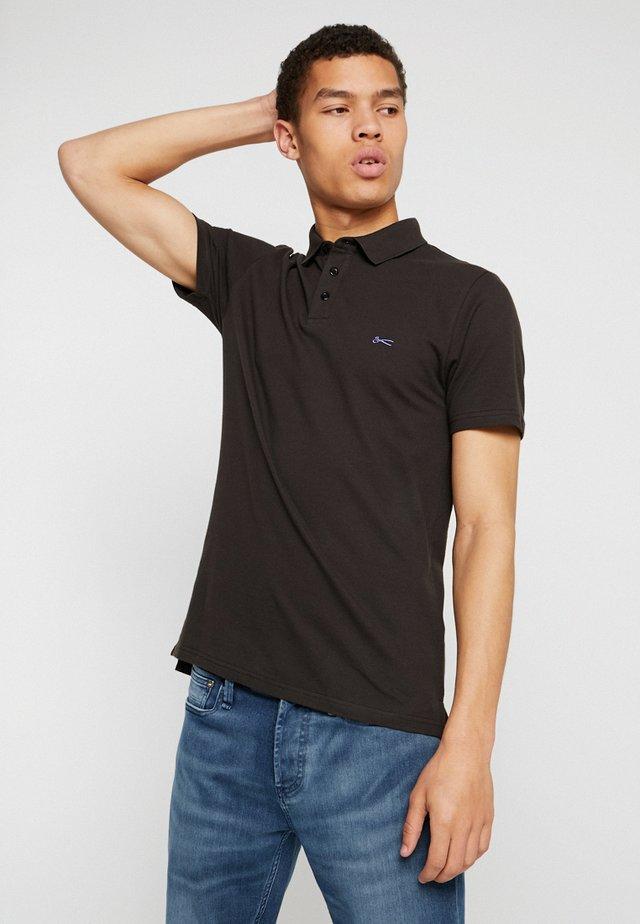 LUPO - Poloshirt - licorice black