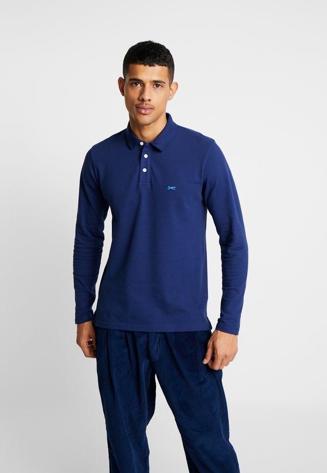 LUPO  - Polo shirt - medieval blue